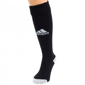 Chaussettes Football Mixte Adidas Milano16 noire cho7 foot