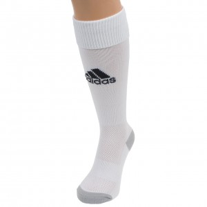 Chaussettes Football Mixte Adidas Milano 16 blc cho7 foot