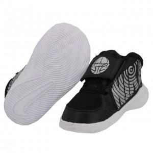 Chaussures Basket Basse Bébé Nike Team hustle basketball  b