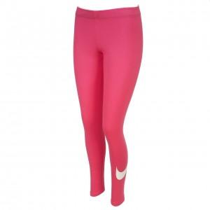 Collant Long Multisport Femme Moulant Nike Club legging-logo 2