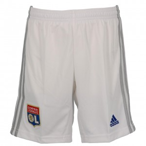 Short Réplica Football Enfant Adidas Lyon short blc k 2019/20