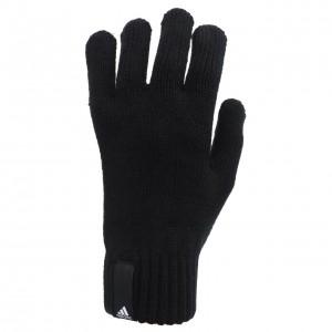 Gants Homme Maille Adidas Essentials noir gloves