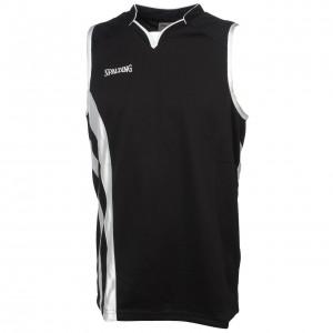 Maillot Basket Homme Sans Manches Spalding Mvp maillot noir
