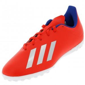 Chaussures Football Stabilisé Enfant Adidas X 18.4  tf jr