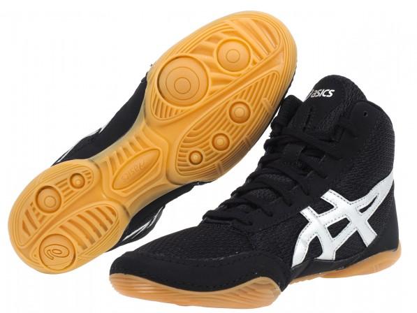 Chaussures Lutte Homme Asics Matflex noir lutte