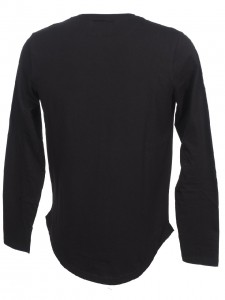 T-shirt Mode Manches Longue Homme Hite  Couture Melakit black ml tee
