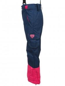 Pantalon Neige Ski Fillette Freegun Sasta bleu pant g