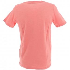 T-shirt Mode Manches Courte Homme Jack And Jones Quinn persimmon mc tee