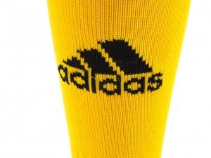 Chaussettes Football Mixte Adidas Santos 12  jaunecho7 foot