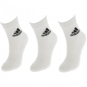 Chaussettes Homme Adidas 3s perf crew cho7 blc 3pp