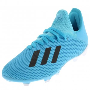 Chaussures Football Crampons Lamelles Homme Adidas X 19.3 f jr