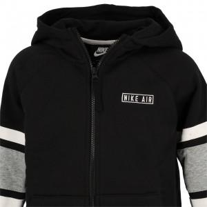 Veste Molleton Multisport Enfant Capuche Zippé Nike Air hoodie fz jr veste