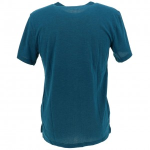 T-shirt Mode Manches Courte Homme Nike Nike breathe tee blue