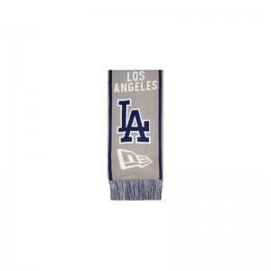Echarpe MLB Los Angeles Dodgers New Era Bleu Gris