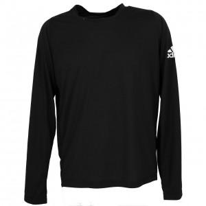 Sous Vêtements Sport T-shirt Compression Homme Adidas Fl spr x bos ls noir