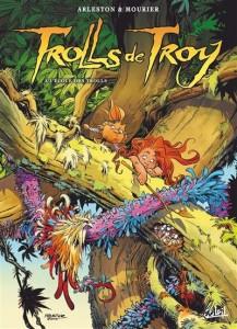 Troy Trolls. Troll school. Volume 22
