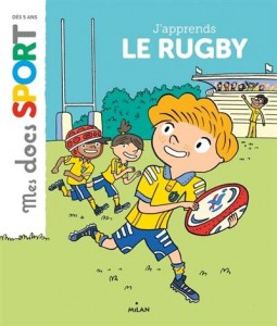 I'm learning rugby