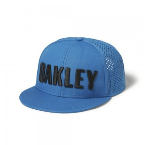 Casquette Oakley Perf Hat California Blue