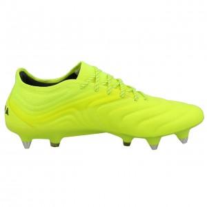Chaussures Football Crampons Vissés Homme Adidas Copa 19.1 sg pro h visse