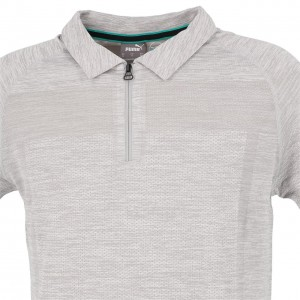 Polo Mode Manches Courtes Homme Puma Mapm rct evoknit grs polo