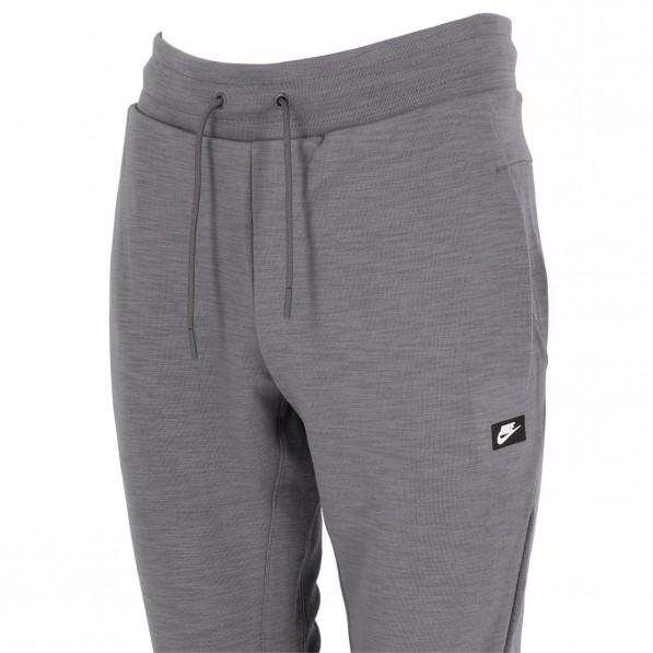 Joven ajedrez raqueta  Nike Pantalon De Survêtement Multisport Homme Optic fleece pant gris - Nike  - tightR