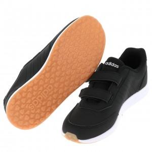 Chaussure Mode Ville Scratch Enfant Adidas Vs switch noir scrash