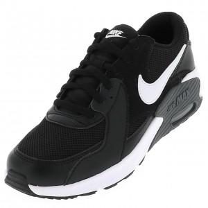 Chaussure Mode Ville Basse Enfant Nike Air max excee jr noir