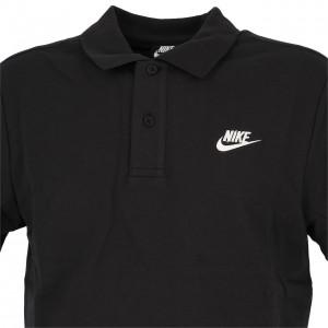 Polo Mode Manches Courtes Homme Nike Polo matchup pq noir h