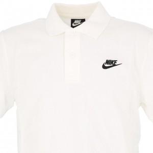 Polo Mode Manches Courtes Homme Nike Polo matchup pq blanc h