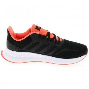 Chaussures Running Homme Adidas Runfalcon h noir org