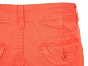 Short Mode Homme Blend Lork paprika red short