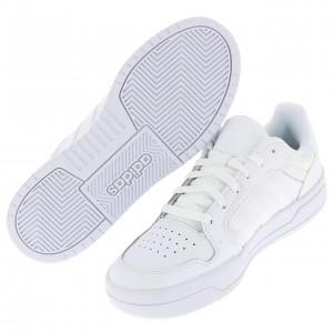 Chaussure Mode Ville Basse Homme Adidas Entrap blanc blanc h