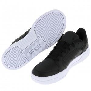 Chaussure Mode Ville Basse Homme Adidas Entrap noir h semelle epaisse