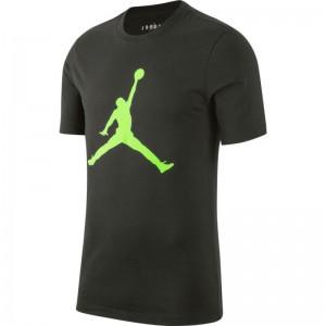 T-shirt Jordan Jumpman 19 Vert pour Homme