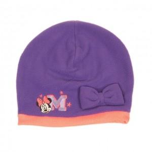 Bonnet Mode Fillette Adidas Minnie mauve disney beani