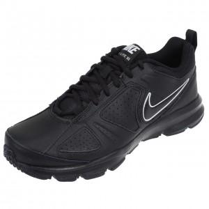 Chaussure Mode Loisir Basse Homme Nike T lite noir multisport