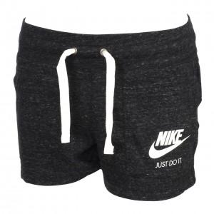 Short Multisport Femme Nike Vintage short noir lady