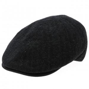 Casquette Mode Homme Herman Vinson noir cap