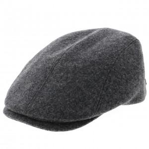 Casquette Mode Homme Herman Hill gris cap