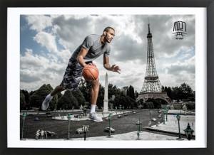 """Poster photo """"Tour Eiffel"""""""