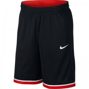 Short de Basketball Nike Dri-FIT Classic Noir RD pour Homme