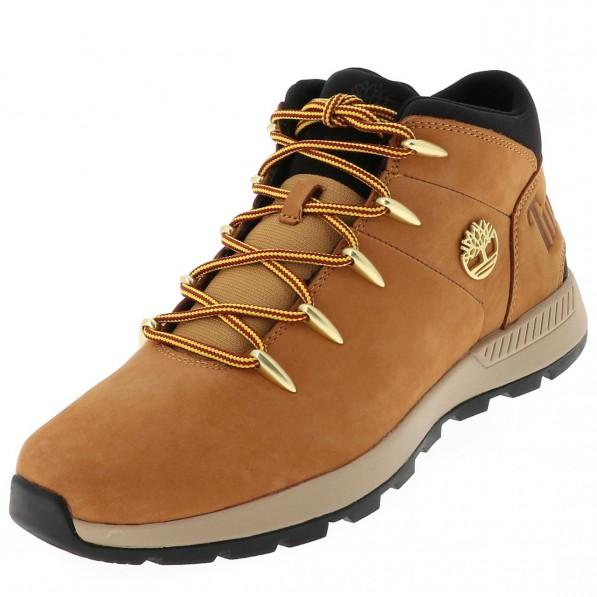 chaussure haute homme timberland