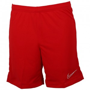 Short Joueur Football Homme Nike Acdmy short h rouge