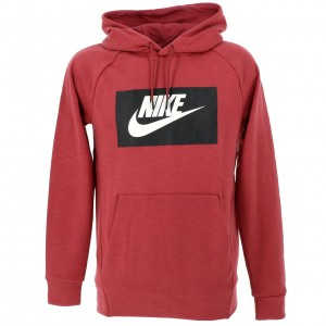 Sweat Multisport Homme Capuche Nike Nsw optic hoodie bdx