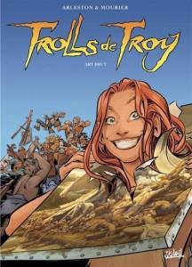 Trolls de Troy. Crude art. volume 23