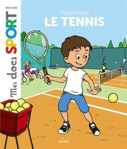 I'm learning tennis