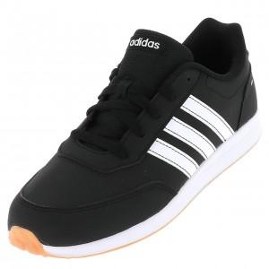 Chaussure Mode Ville Basse Enfant Adidas Vs switch noir blc jr