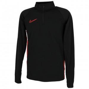 Sweat Football Homme Demi Zippé Nike Dry acdmy dril top nr org