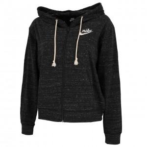 Veste Molleton Multisport Femme Capuche Zippé Nike Gym vntg hoodie w nr