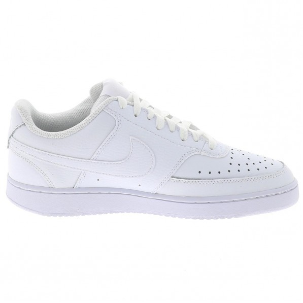Chaussure Mode Ville Basse Homme Nike Court vision low h blanc